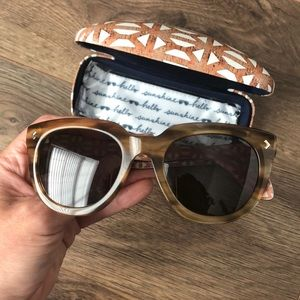 Stella & Dot Miramar Tortoise Sunglasses